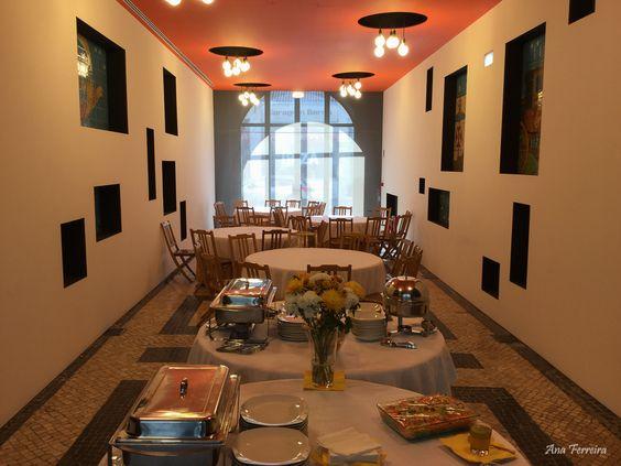 Sala dos Azulejos e Pátio